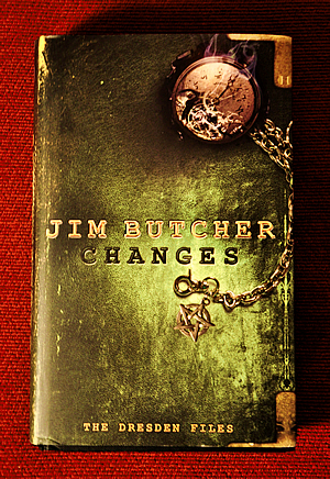 Cover of Changes by Jim Butcher