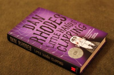 Cover image of Little Hands Clapping by Dan Rhodes